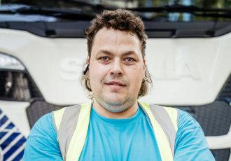 Karriere als LKW-Fahrer bei Schwenker GmbH