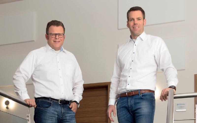 Geschäftsführer der Schwenker GmbH: Friedrich Schwenker, Reinhold C. Schwenker